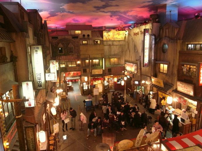 新横浜ラーメン博物館22