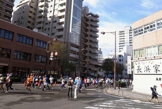 福岡シティマラソン52