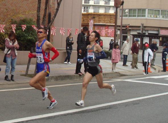 福岡国際マラソン32