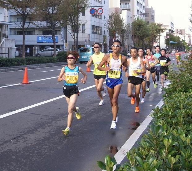 福岡シティマラソン18