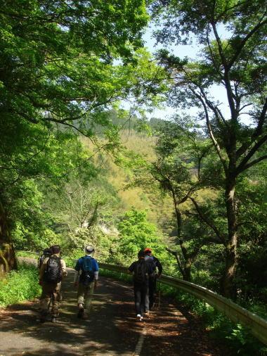 福智山登山21