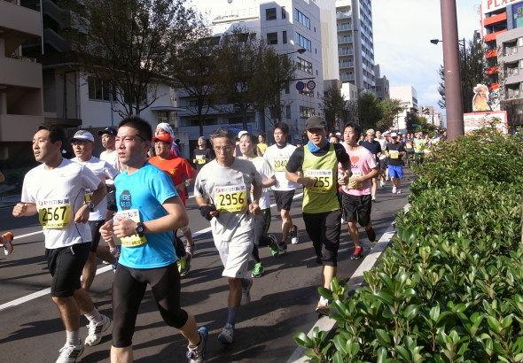 福岡シティマラソン40