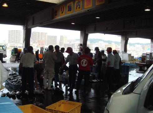 魚市場@鹿児島12
