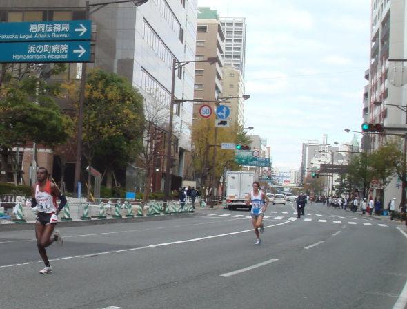福岡国際マラソン19