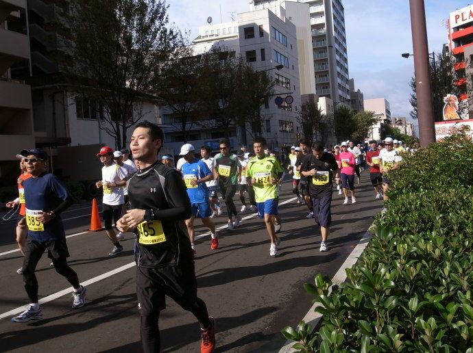 福岡シティマラソン43