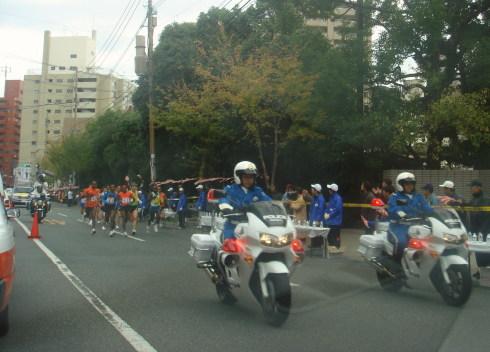 福岡国際マラソン10