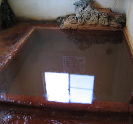 七里田温泉下湯11