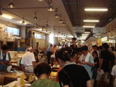 長浜鮮魚市場13