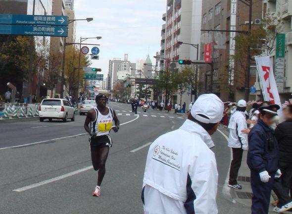 福岡国際マラソン14