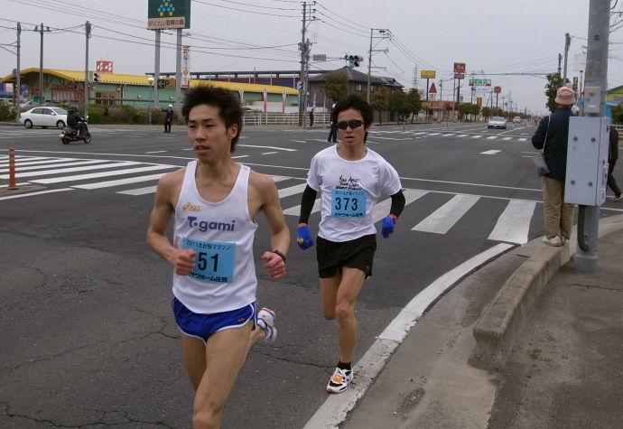さが桜マラソン23