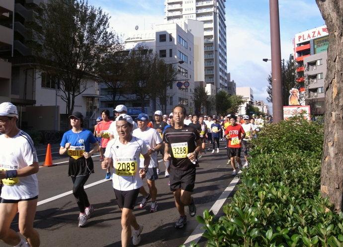 福岡シティマラソン41