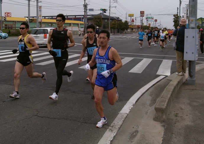 さが桜マラソン29