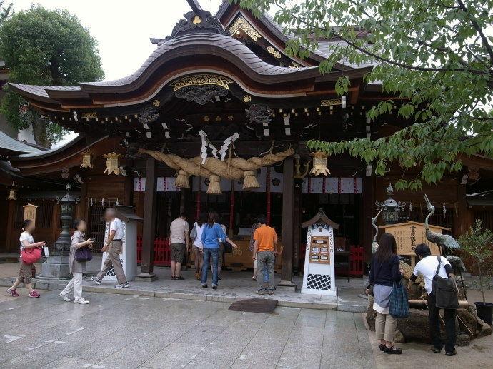 櫛田神社12