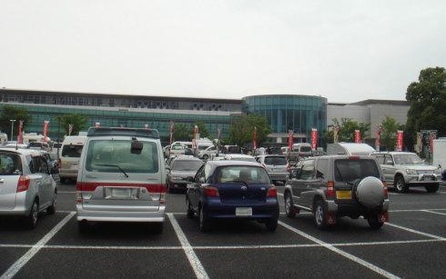 グランメッセ熊本