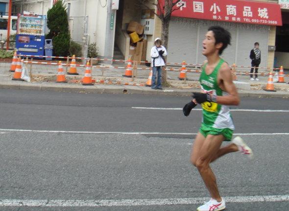福岡国際マラソン13