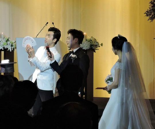 韓国結婚式8