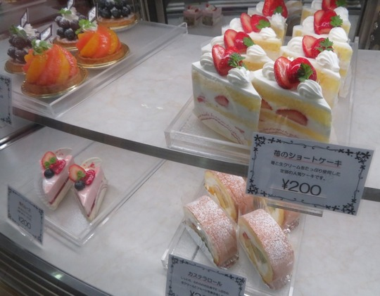 ケーキショップ・テスト販売4