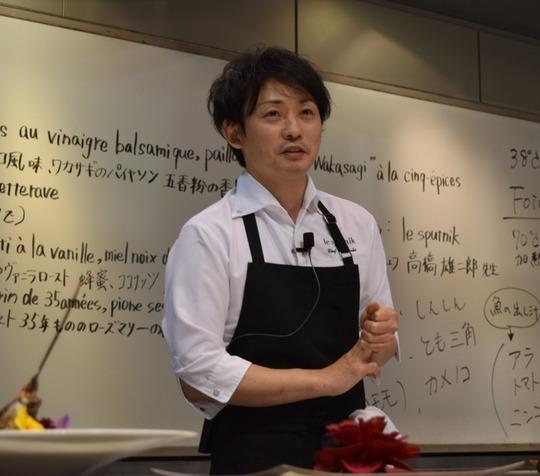 �橋雄二郎シェフ7