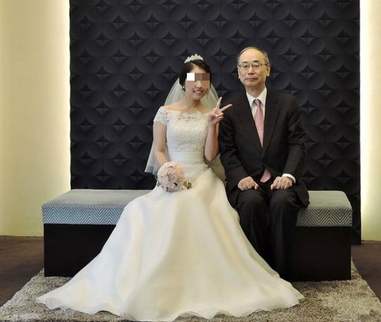 韓国結婚式2