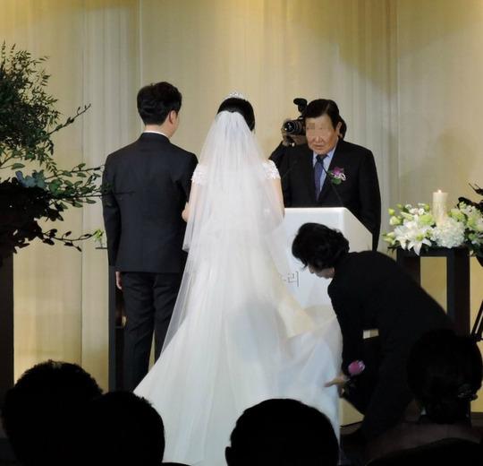 韓国結婚式6