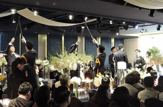 韓国結婚式9