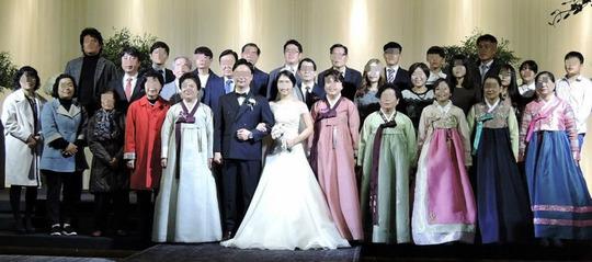 韓国結婚式11
