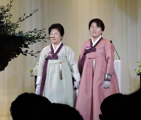 韓国結婚式3
