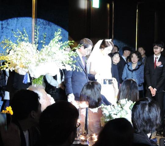 韓国結婚式4