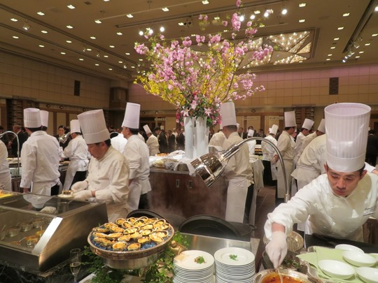 帝国ホテル田中ムッシュ11