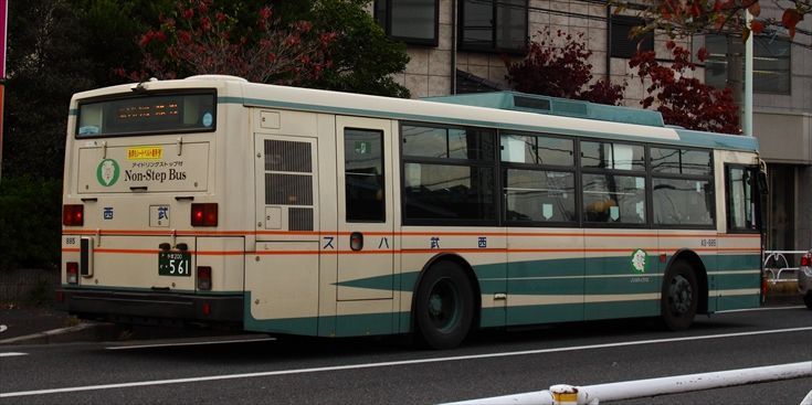 バス ロケーション 西武