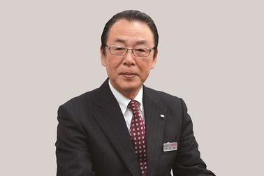 矢部輝夫氏