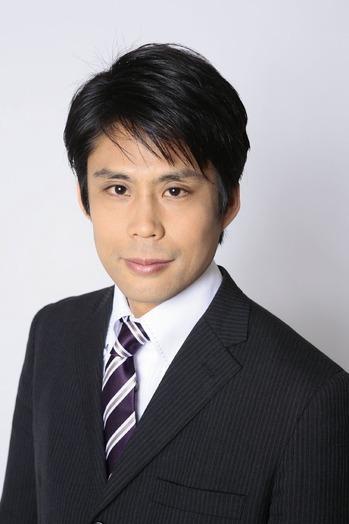 齊藤正明氏①スーツ