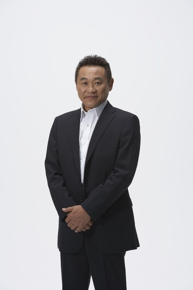 松木安太郎氏