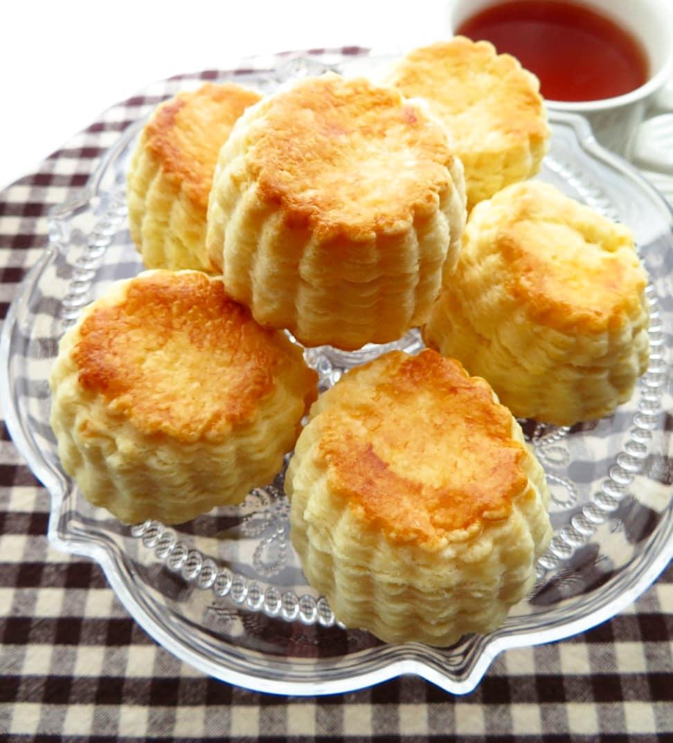 スタバ バター ミルク ビスケット レシピ