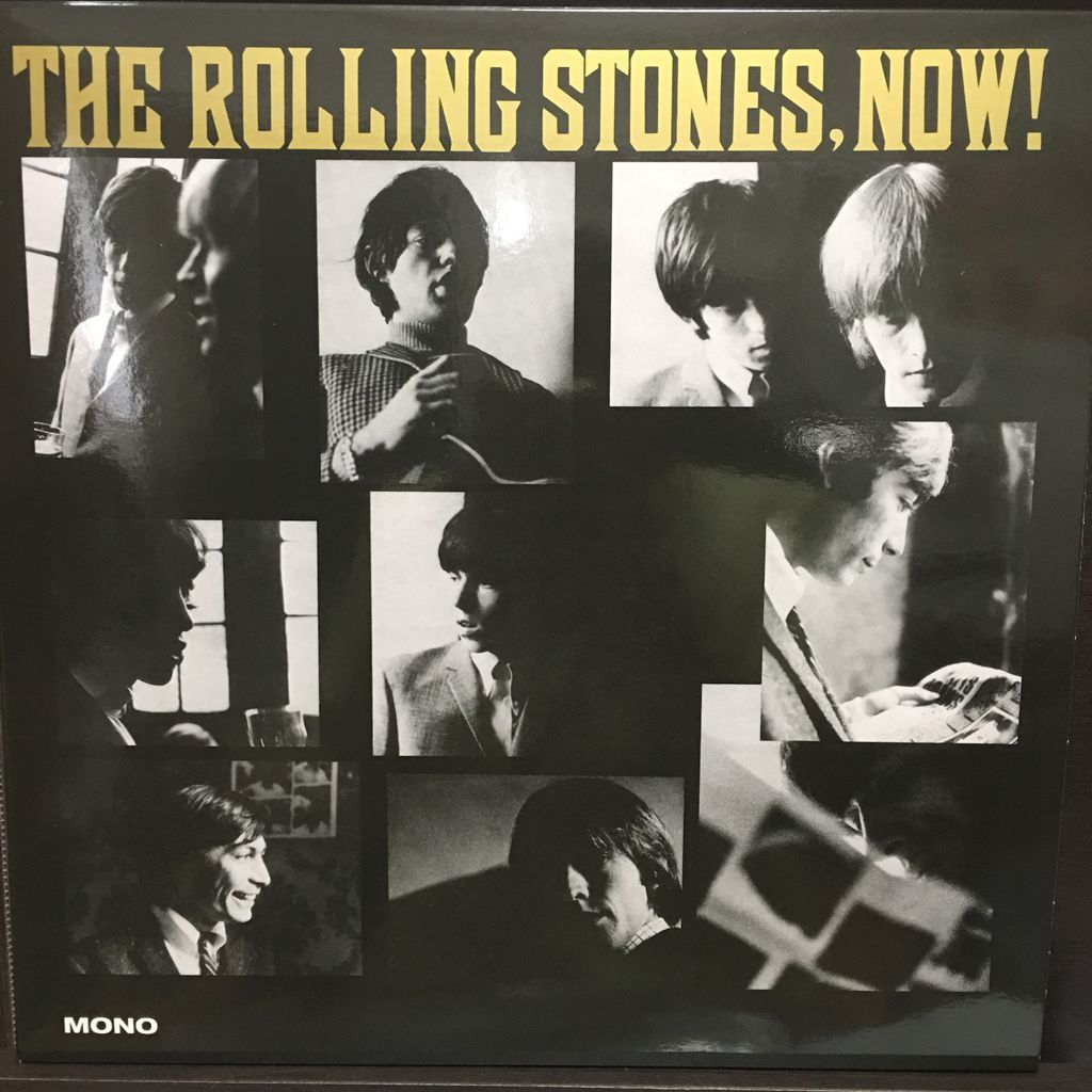 2016 The Rolling Stones In Mono Part 4 おんがくりょこう