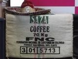 SAZAコーヒー。