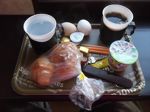 「丸一ホテル 朝食」の画像検索結果