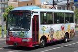 みやバス(関東バス)。