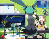 20080910 livetune re:packageイラスト