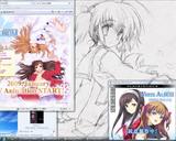 20080628 whitealbumアニメPS3 闘神都市