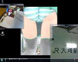 20080622 大塚駅偽修悦体? 初音ミク あきんぼ帝国の落書き場