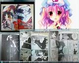 20100103 CHRONOLOGコミケ77桜-rou-