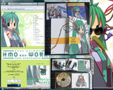 20081230 PAW LABORATORY『HMO and WORKS 限定セット』初音ミク