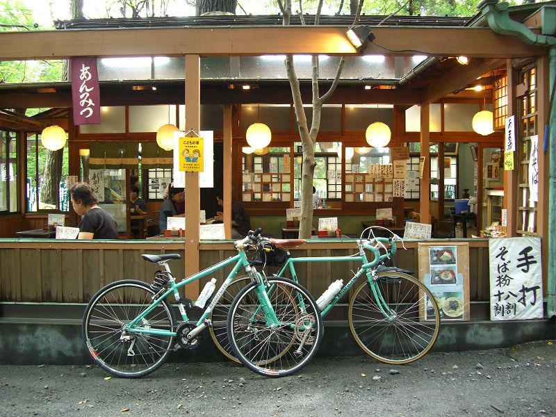 GARAGE:自転車