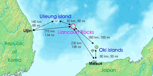 Liancourt-rocks_distances