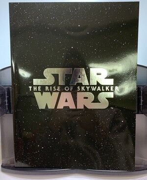 Pamphlet STAR WARS the Rise of SKYWALKER