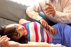 【個人撮影】「動画で撮っとけよ?」飲み会で職場の同僚に寝取られる巨乳人妻