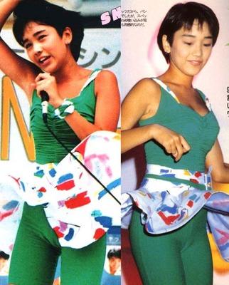 西田ひかるのヌード セクシー (39)