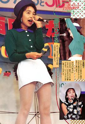 西田ひかるのヌード セクシー (35)