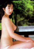 田中こずえヌード 写楽で全裸を見せたグラドル (20)